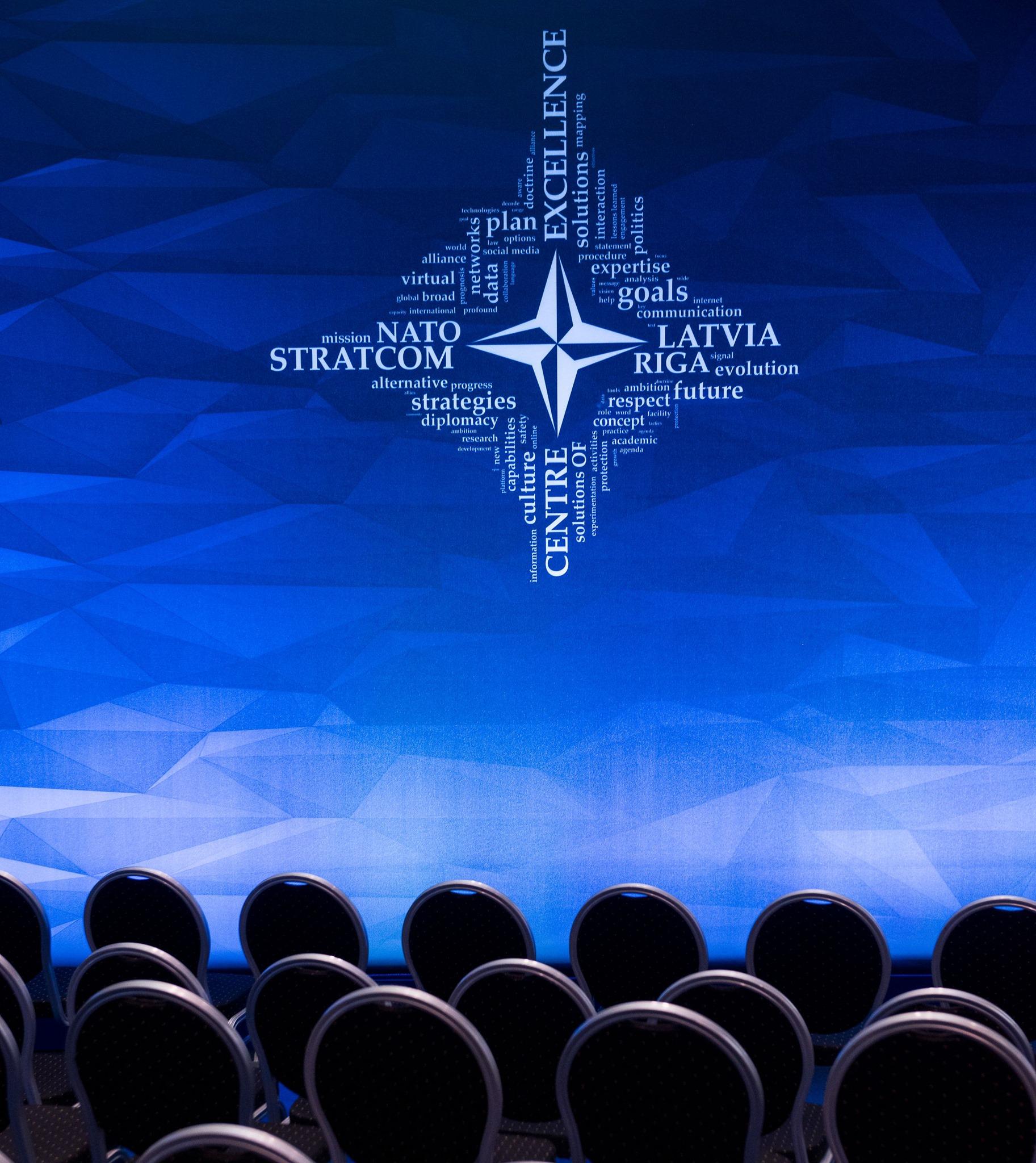 NATO COE StratComms Riga